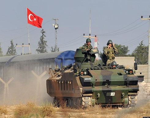 الجيش التركي يقصف مواقع لحزب العمال الكردستاني في عفرين