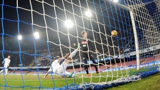 نابولي أول المتأهلين لربع نهائي كأس إيطاليا