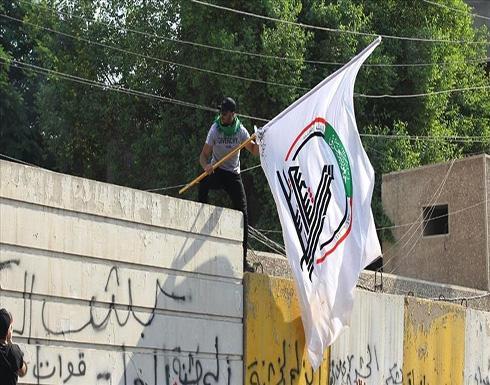 """قتلى وجرحى في مواجهات عنيفة بين الحشد الشعبي و""""داعش"""" شمالي العراق .. بالفيديو"""