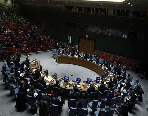 سفراء أوروبا بمجلس الأمن يطالبون النظام بوقف هجماته على إدلب