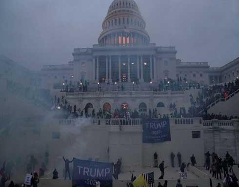 """المدعون العامون: متهم في أحداث الكونغرس استخدم """"رذاذ الفلفل"""" ضد الشرطة"""