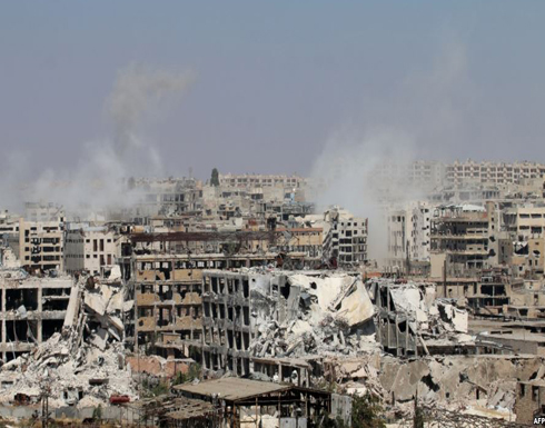 مسؤول: الأسد وحلفاؤه يهدفون للسيطرة على كل حلب قبل تنصيب ترامب