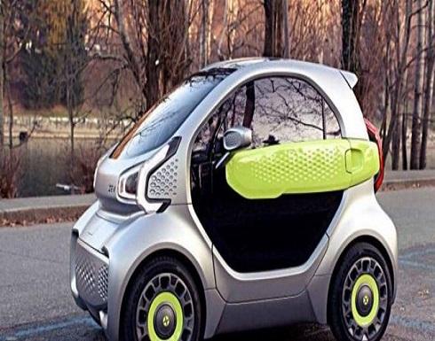 سيارة كهربائية إيطالية بتقنية الطباعة ثلاثية الأبعاد.. إليكم مواصفاتها