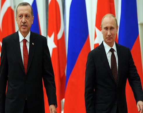 بوتين يعرب لأردوغان عن قلقه إزاء انخراط إرهابيين من الشرق الأوسط في نزاع قره باغ