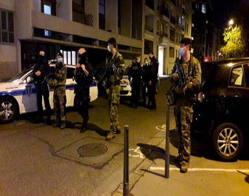 احتجاز مشتبه فيه على خلفية الهجوم على كاهن في ليون الفرنسية