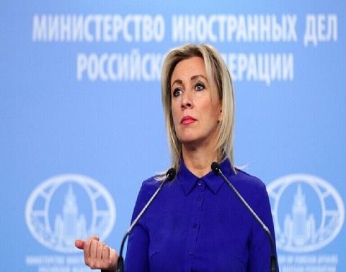 الخارجية الروسية تعلق على عودة الدبلوماسيين من كوريا الشمالية بالقطار