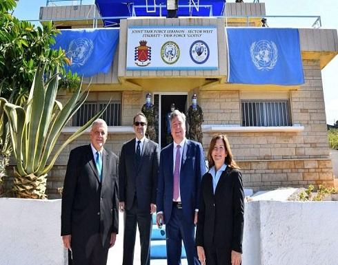 """بيان لأمريكا والأمم المتحدة: المحادثات بين لبنان وإسرائيل كانت """"بناءة"""""""