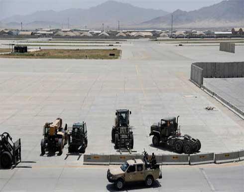 """""""طالبان"""" تنفي نيتها تسليم قاعدة باغرام إلى الصين"""