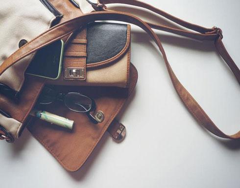 حقائب جلدية تناسب المرأة العاملة
