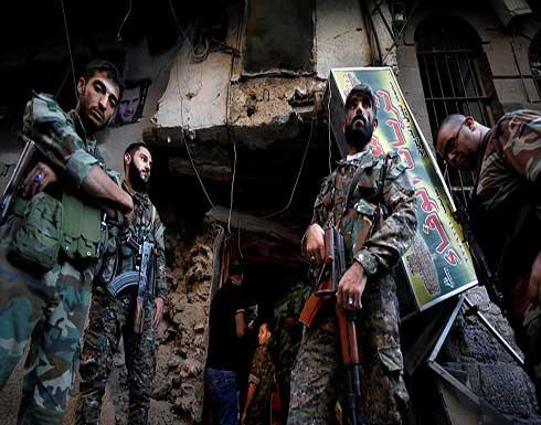 تنظيم الدولة يعلن مسؤوليته عن تفجيرات دمشق