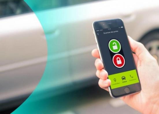 الهاتف الذكي يدخل صلب عالم السيارات