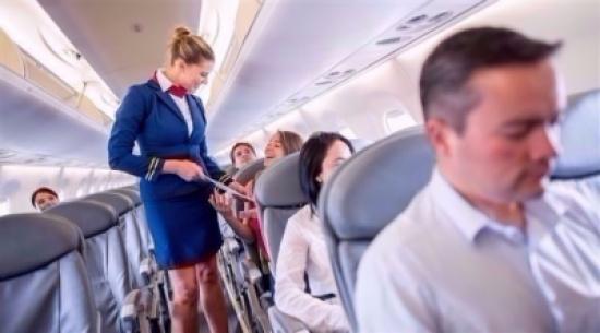 هذه هي الأماكن الأكثر قذارة في الطائرة