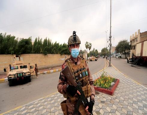 السلطات العراقية تبدأ باعتقال مواطنين خرقوا قرار حظر التجوال