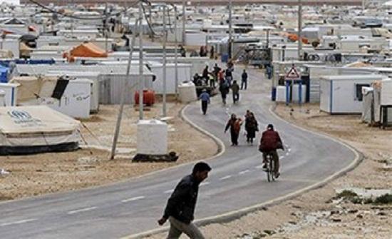 70% من السوريين دخلوا الأردن كلاجئين