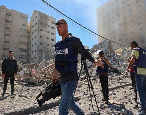 بلينكن ينفي الاطلاع على معلومات استخباراتية إسرائيلية عن قصف مبنى يضم الجزيرة وأسوشيتدبرس في غزة