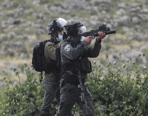إصابات بقمع الاحتلال مسيرات مناهضة للاستيطان بالضفة الغربية