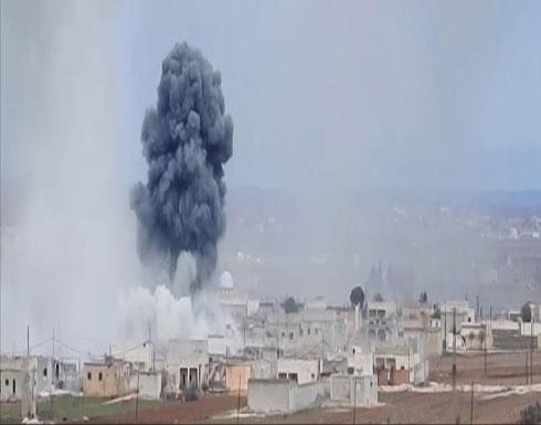 طائرات التحالف ترتكب مجزرة وتقتل عشرات المدنيين في دير الزور