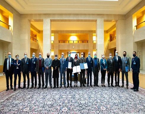 """لجنة """"5+5"""" تجتمع في جنيف لوضع خطة عمل لانسحاب المرتزقة من ليبيا"""