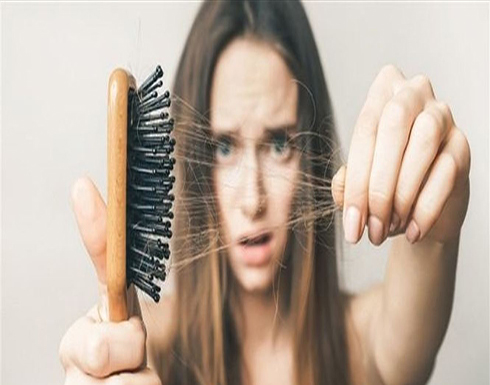 نظام غذائي قد يتسبب بتساقط الشعر... تفاصيل