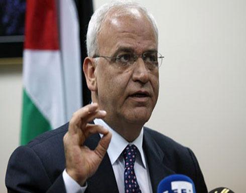 عريقات: لا مبرر لاستمرار حركة حماس باستمرار الانقسام ورفض المصالحة الوطنية