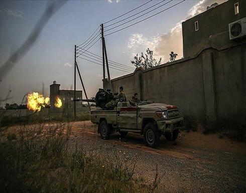 """الدفاع الليبية: قصف """"الوطية"""" دافع لخوض معركة """"سرت والجفرة"""""""