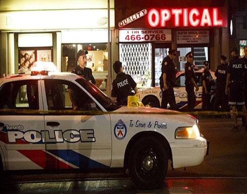الشرطة: إصابة 5 أشخاص في إطلاق نار في ناد ليلي بمدينة تورونتو الكندية