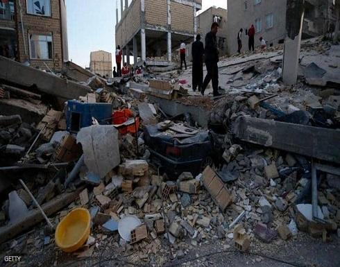 زلزال قوي يضرب شمال شرق إيران