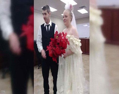 بعد زواجهما بدقائق... مقتل عروسين في حادث مروّع!