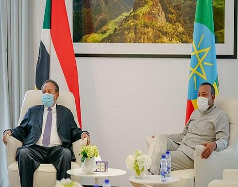 """مباحثات بين حمدوك ونظيره الإثيوبي على هامش قمة """"إيغاد"""""""