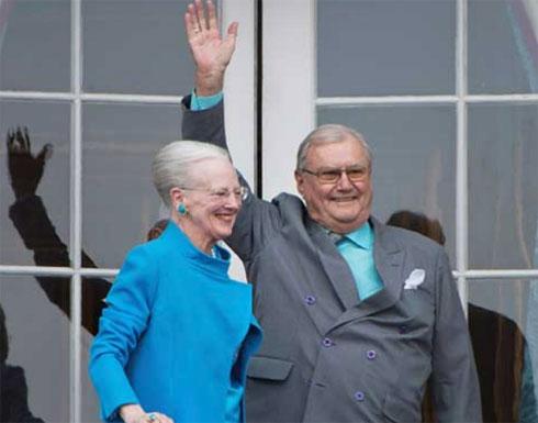 وفاة الأمير هنريك زوج ملكة الدنمارك عن 83 عاما