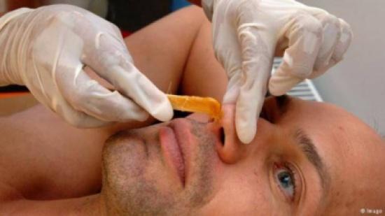 لماذا تؤدي إزالة شعر الأنف إلى الموت؟