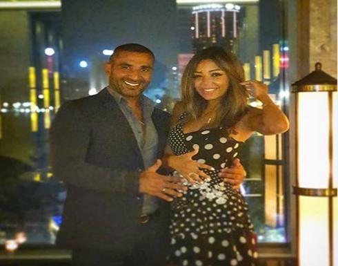 أحمد سعد يكشف حقيقة إنفصاله عن خطيبته علياء بسيوني