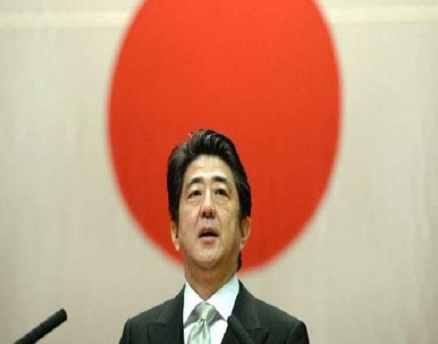 رئيس الوزراء الياباني في أول زيارة للصين منذ سبع سنوات