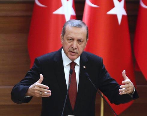 أردوغان: لن نتغاضى عن محاولات إعادة رسم خرائط المنطقة