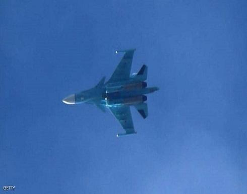 مقاتلات روسية تقصف مواقع لداعش في البادية السورية