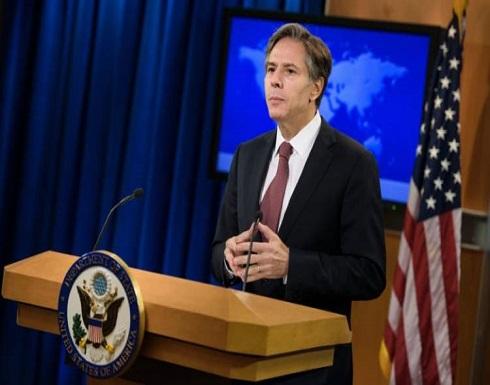 أمريكا تبحث مع فرنسا و المانيا وقف استفزازات روسيا في أوكرانيا
