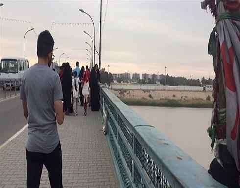 حرمها طليقها من رؤية أطفالها... فألقت نفسها من فوق جسر!