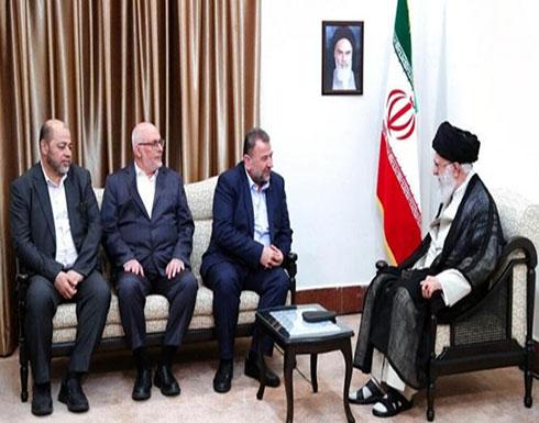معاريف : إيران طلبت من حماس معلومات  حول  الصواريخ الإسرائيلية