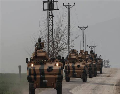 الجيش التركي يستهدف معاقل الإرهابيين غربي عفرين
