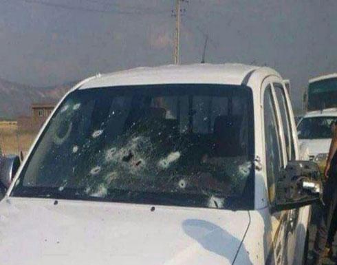 هجوم مسلح على الحرس الثوري في بلوشستان وأنباء متضاربة عن قتلى ورهائن