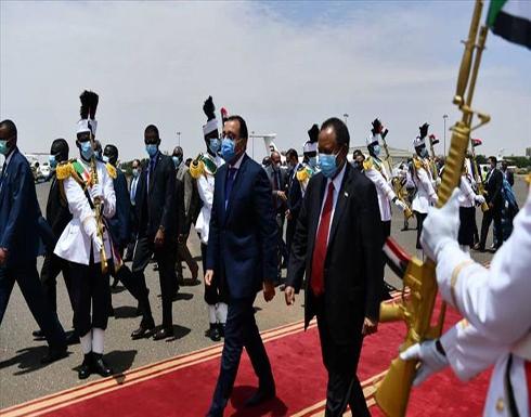 مصر والسودان يبحثان العلاقات الثنائية ومشروعات استراتيجية