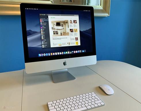 آبل قد تطلق حاسوب IMac مدمجًا في لوح زجاج منحنٍ واحد