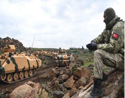 """رتل تركي يصل ريف حلب الغربي لمراقبة """"خفض التوتر"""""""