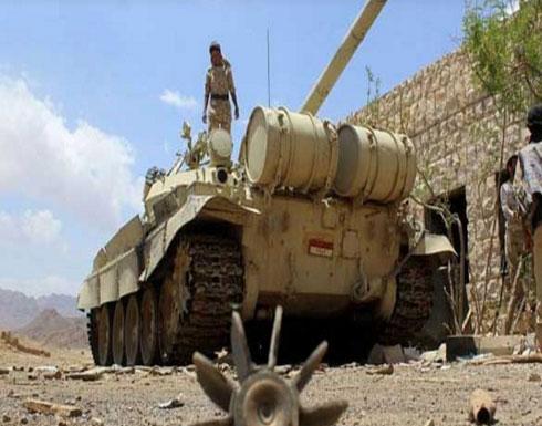 الجيش اليمني: مقتل 37 حوثياً قرب الحدود السعودية