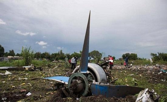 جنوب السودان.. قتلى بتحطم طائرة في ولاية جونقلي