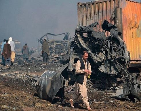 عودة هجمات طالبان.. قتلى في تفجير وقصف شمال أفغانستان