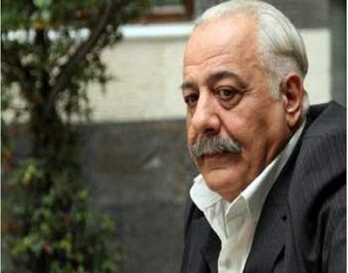 """حقيقة وفاة الممثل السوري """"أيمن زيدان"""" بجلطة دماغية"""