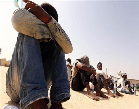 فرنسا تدعو لتشكيل قوة إفريقية لمحاربة تجارة البشر