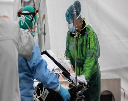 انخفاض في حصيلة الوفيات والإصابات الجديدة بكورونا في لومبارديا الإيطالية