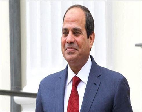 السيسي في أول تعليق على استفتاء الدستور: جبرتم بخاطري